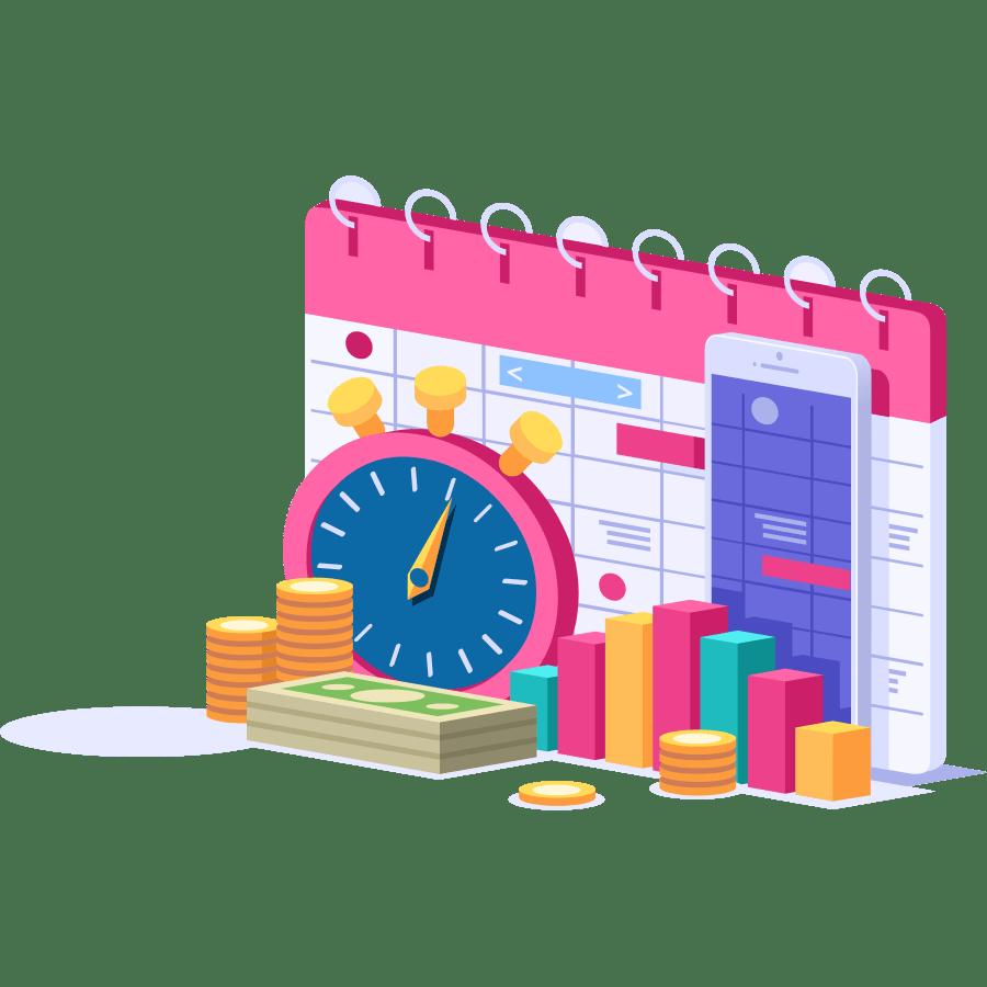 Economisește timp și bani